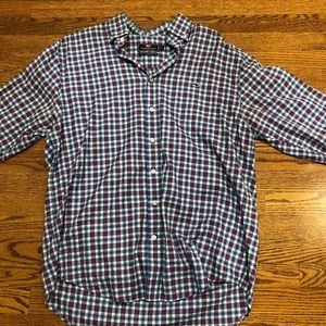 Vineyard Vines, casual button-down shirt, light